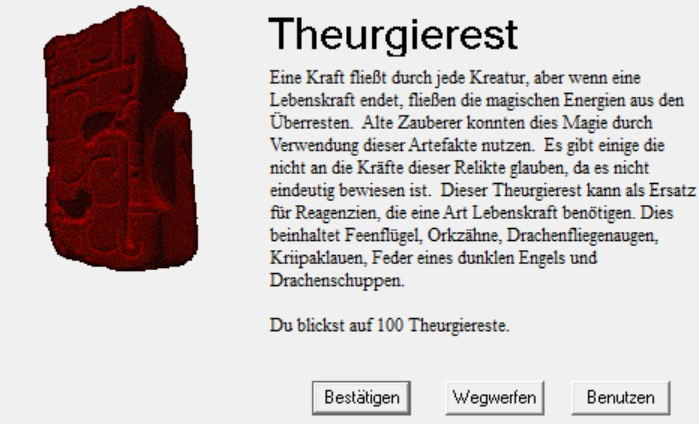 Theurgierest